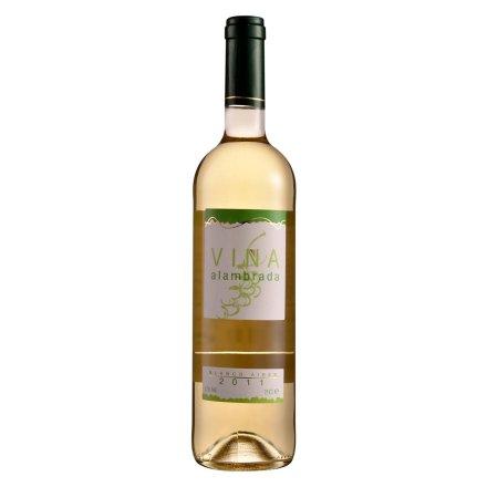 西班牙威娜布拉达干白葡萄酒750ml