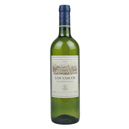 【清仓】智利巴斯克苏维翁白葡萄酒750ml