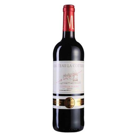 【清仓】法国库帝叶赫堡红葡萄酒