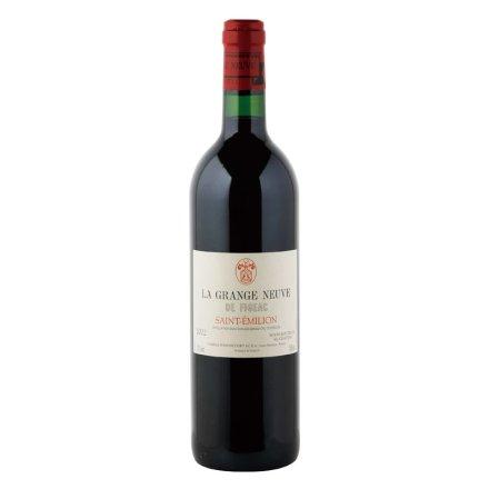 法国飞爵窖干红葡萄酒2002