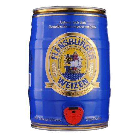 德国弗伦斯堡麦啤酒5L