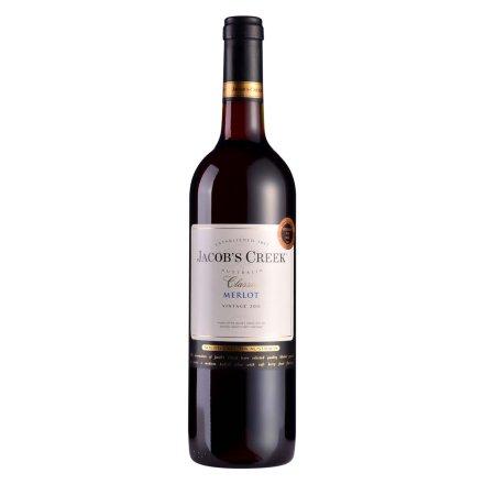 澳洲杰卡斯经典系列梅洛干红葡萄酒