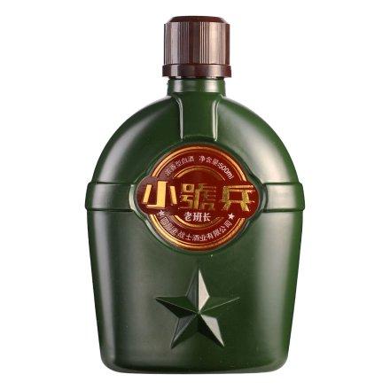 52°老战士小号兵-老班长(绿瓶)500ml
