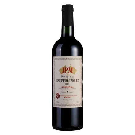 法国柏图斯家族波尔多红葡萄酒