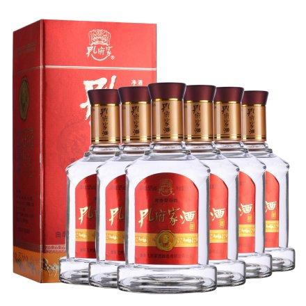 52°孔府家红吉祥500ml(6瓶装)