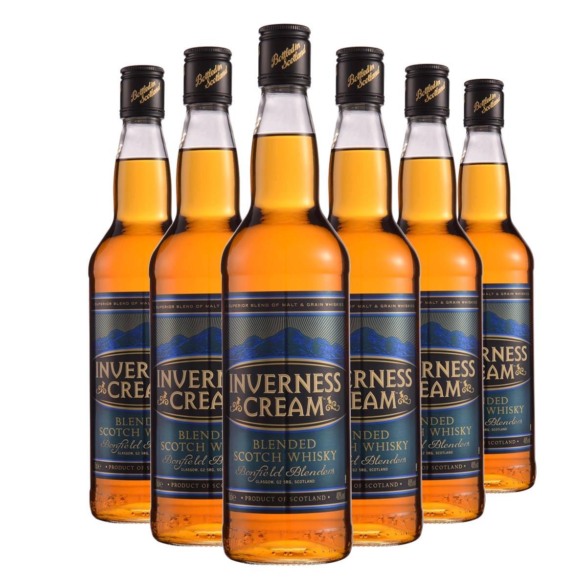 【大牌特卖】英国爱力士苏格兰威士忌700ml(6瓶装)