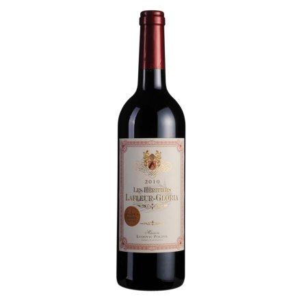 【清仓】法国花悦古堡红葡萄酒
