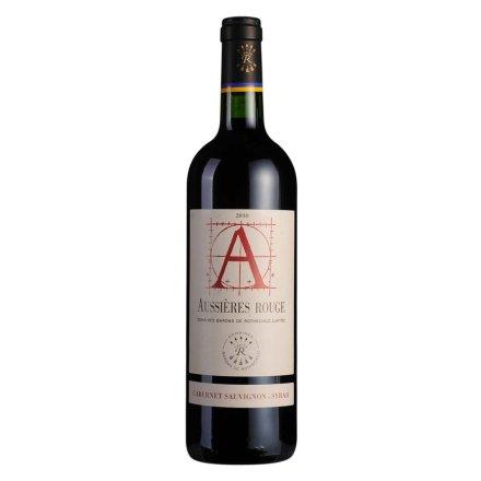 【清仓】法国奥希耶古堡干红葡萄酒