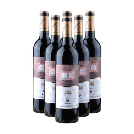 茅台国韵干红葡萄酒(6瓶装)