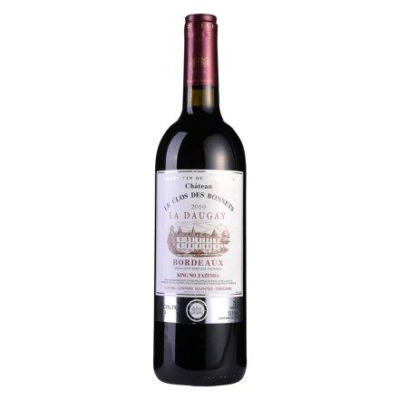 法国拉督干红葡萄酒750ml