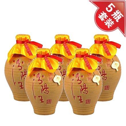 (清仓)42°泥坛汾阳王450ml(5瓶装)