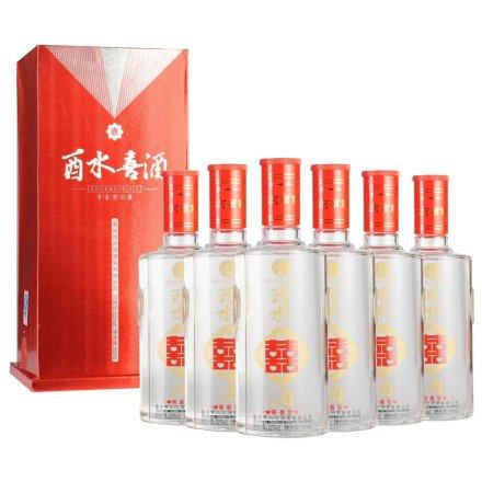 52°酉水喜酒500ml(6瓶装)