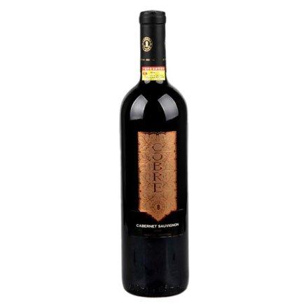 拉维考贝尔赤霞珠干红葡萄酒