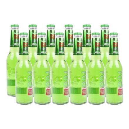 红广场绿冰预调酒青柠味270ml(12瓶装)