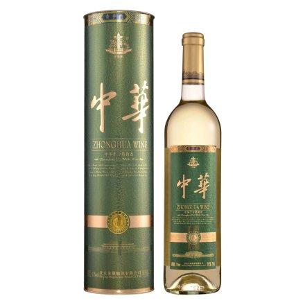 【清仓】中华牌华美•夏多内贰号干白葡萄酒750ml