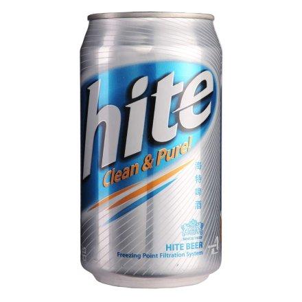 【清仓】韩国海特啤酒355ml