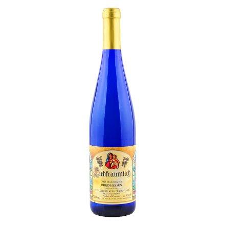 德国凯斯勒圣母之乳半甜白葡萄酒
