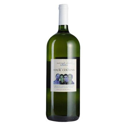【清仓】南非四兄弟芳香甜白葡萄酒1500ml