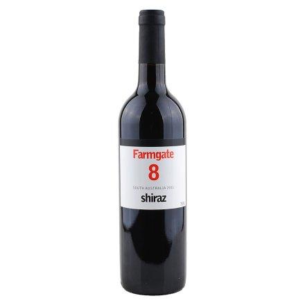 澳大利亚红8干红葡萄酒