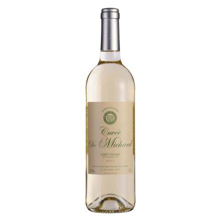 【清仓】法国密莎干白葡萄酒750ml