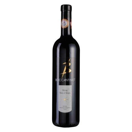 【清仓】意大利设拉子.黑达沃拉半干型红葡萄酒
