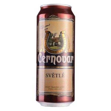 捷克威尔皇家啤酒金啤500ml