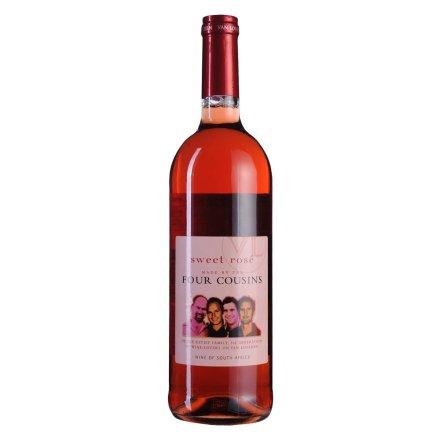 【清仓】南非四兄弟芳香玫瑰葡萄酒