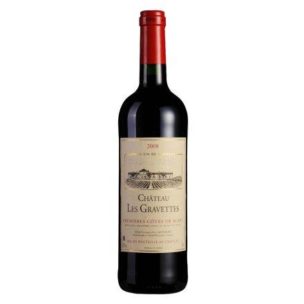 法国格拉芙特城堡红葡萄酒