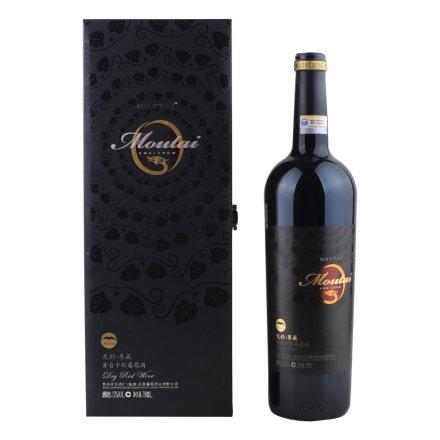 【清仓】茅台龙韵尊藏干红葡萄酒礼盒