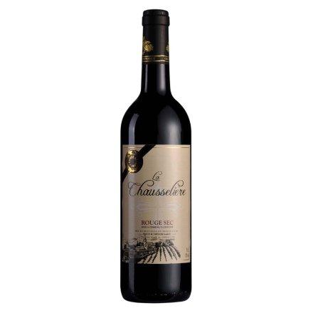法国夏洛斯特干红葡萄酒750ml