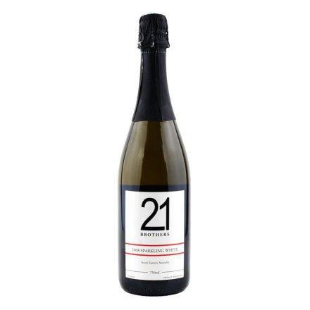 【清仓】澳大利亚21兄弟干型起泡葡萄酒