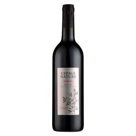 【清仓】法国索帕梅洛干红葡萄酒750ml