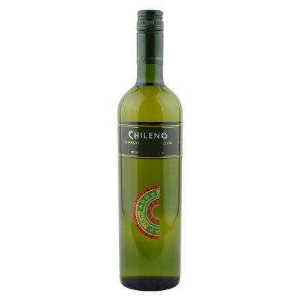 【清仓】智利人霞多丽赛美浓干白葡萄酒750ml