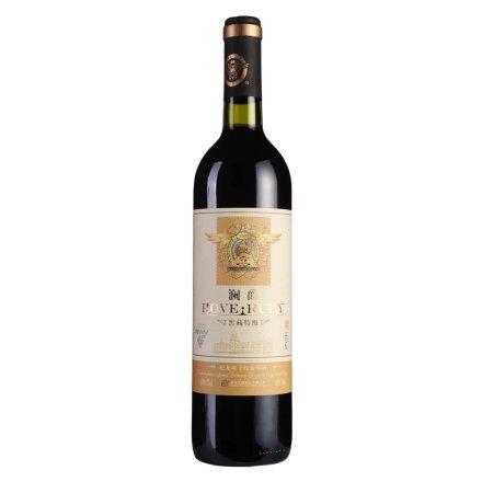 【清仓】中国澜爵窖藏特级蛇龙珠干红葡萄酒