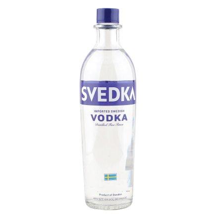 40°瑞典诗凡卡(原味)伏特加750ml