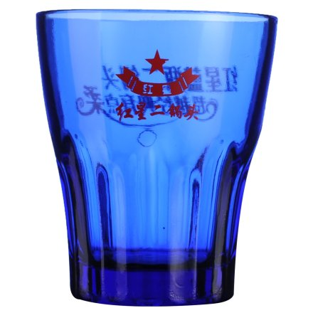 蓝瓶小酒杯
