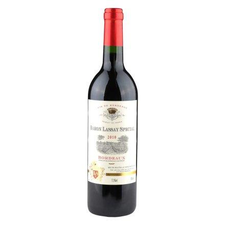 【清仓】法国拉斯巴伦干红葡萄酒