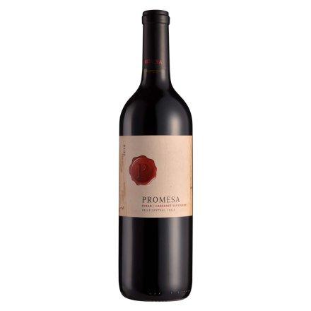智利普罗米萨混酿西拉子/赤霞珠干红葡萄酒750ml
