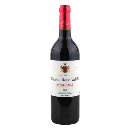 法国圣洛克玫瑰山谷干红葡萄酒