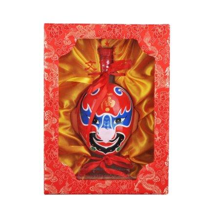 (清仓)52°红星文化国 福 蝙蝠 500ml