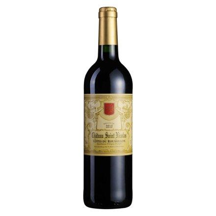 【清仓】法国圣天使干红葡萄酒750ml