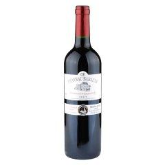 【清仓】法国巴罗古堡红葡萄酒