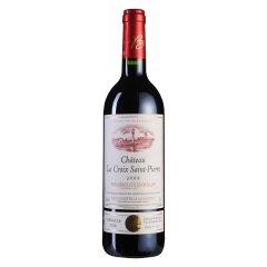 【清仓】法国红酒科瓦圣皮埃尔堡干红葡萄酒