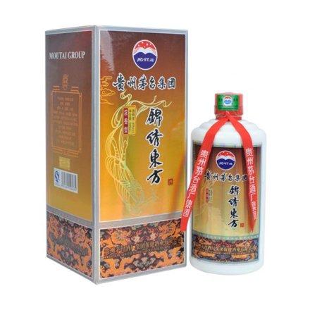 (清仓)45°锦绣东方酒500ml