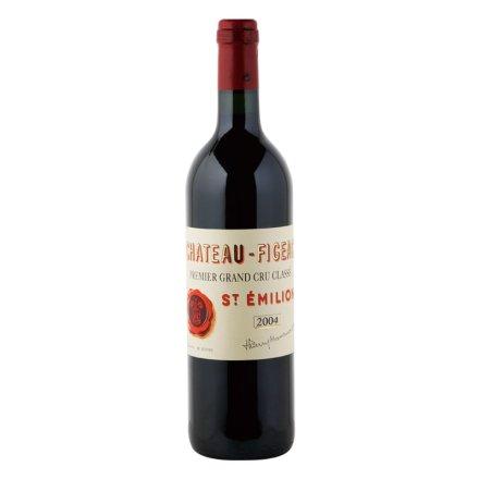 (列级庄·名庄·正牌)法国飞爵庄干红葡萄酒2004 (又译:飞卓)