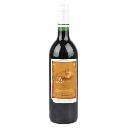 法国小圣堡红葡萄酒
