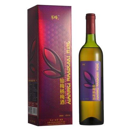 12°仙梅杨梅酒750ml