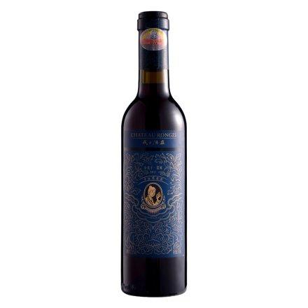 戎子酒庄小戎子蓝标干红葡萄酒(2011)375ml