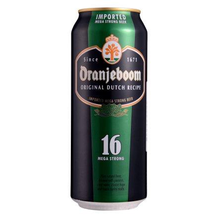 德国橙色炸弹最强劲啤酒500ml