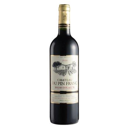 【清仓】法国松树庄园干红葡萄酒750ml